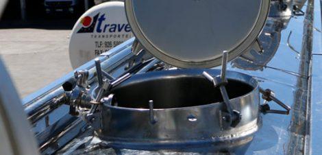 Transporte de líquidos peligrosos en cisternas - Travesa